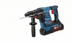 Bosch Akku-Schlagbohrhammer GBH 36 V-LI Plus, mit 2 x 6,0 Ah Li-Ion Akku, L-BOXX