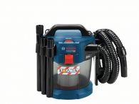 Bosch Akku-Nass-/Trockensauger GAS 18V-10 L Professional, mit 2 x 5,0 Ah Li-Ion Akku