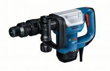 Bosch Schlaghammer mit SDS max GSH 5, Zusatzhandgriff, 1 x Spitzmeißel 280mm