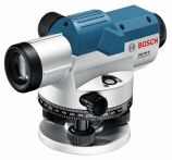 Bosch Optisches Nivelliergerät GOL 26 G, mit Stativ BT 160, Messlatte GR 500 Art.Nr.:061599400C