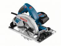 Bosch Handkreissäge GKS 65 GCE, mit L-BOXX und Führungsschiene FSN 1600 Art.Nr.:0601668902