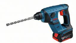 Bosch Akku-Schlagbohrhammer GBH 18 V-LI Compact, Solo Version, L-BOXX Art.Nr.:0611905304