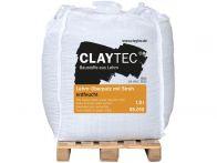 Claytec Lehm-Oberputz grob, Stroh 10mm erdfeucht
