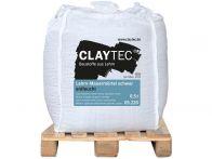 Claytec Lehm-Mauermörtel schwer, erdfeucht - 500 kg
