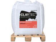 Claytec Lehmputz Mineral 20 erdfeucht - 500 kg