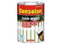 Consolan Zaun Weiß