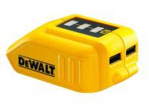 DeWalt USB-Adapterplatte für XR Akkus DCB090-XJ