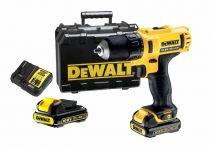 DeWalt 10,8V/2,0Ah Bohrschrauber  DCD710D2-QW
