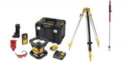 DEWALT Rotationslaser Set, rot DCK374D1RND-QW