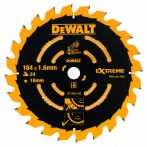 DeWalt Kreissaegeblatt Akku 184/16mm 24WZ DT1669-QZ