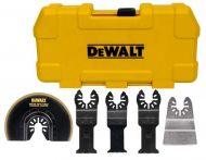 DeWalt 5-tlg. Multi Tool Zubehör Set DT20715-QZ