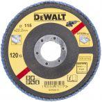 DeWalt Faecherschleifsch 115mm K120 flach DT3295-QZ