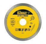 DeWalt DiaTs 110x20.0mm, Fliesen EXTREME DT3715-QZ
