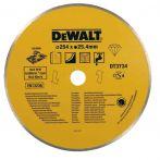 DeWalt DiaTs 254x25.4mm, Fliesen - Stein/Beton DT3734-XJ