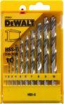 DeWalt Set HSS-G 1-10 (10-tlg.) DT5921-QZ