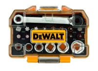 DeWalt Schrauber Bit-und Ratschen-Set (24-tlg.) DT71516-QZ