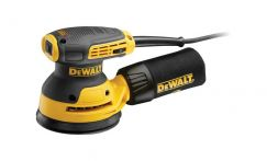 DeWalt Exzenterschleifer 125 mm, 280 Watt DWE6423-QS