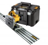 DeWalt Tauchkreissaegenset 55 mm, T-STAK-Box VI DWS520KTR-QS