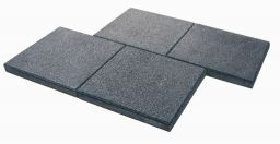 Diephaus Terrassenplatte Premium quarz-anthrazit - 40x40x4 cm Art. Nr.: 2212088