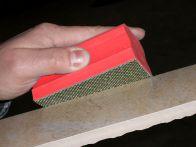 DISC Diamant-Handschleifer 110 mm lang, 50 mm breit