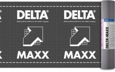 Dörken DELTA-MAXX Unterdeck- und Unterspannbahn - 1,5 x 50 m