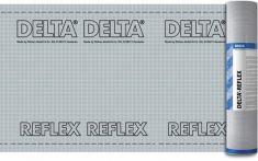 Dörken DELTA-REFLEX Luft- und Dampfsperre - 1,5 x 50 m