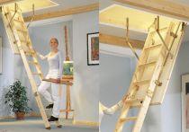 Dolle Bodentreppe kompakt 3-tlg. - U-Wert 1,30 Art.Nr.: 306326