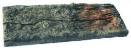 EHL Bahnschwellen 67,5x22,5x4-5 cm natur-grau-braun