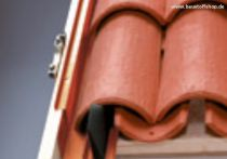 VELUX Eindeckrahmen Ziegel hoch/Welle inkl. Dämm- und Anschluß-Set (Aluminium), Typ: EDW UK04 2000