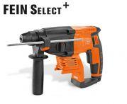Fein Akku-Bohrhammer ABH 18 Select - 71400164000