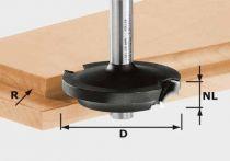 Festool Abplattfräser HW Schaft 8 mm HW D42,7/13/R6