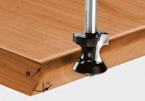 Festool Abrund-/Fasefräser HW Schaft 8 mm HW S8 D24/R6/15°