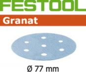 Festool Schleifscheiben STF D 77/6 P1000 GR/50, EAN: 4014549175842