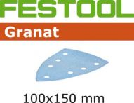 Festool Schleifblätter STF DELTA/7 P100 GR/100, EAN: 4014549197028