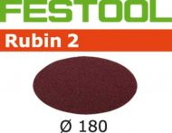 Festool Schleifscheiben STF D180/0 P100 RU2/50
