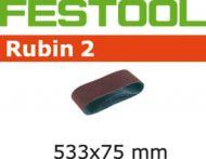 Festool Schleifband L533X 75-P100 RU2/10