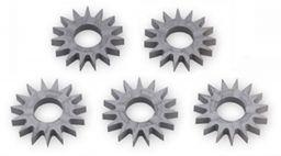 Flex HM-Ersatzfräsräder, spitz, 12 Stück  Art.Nr.:333700