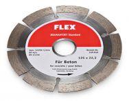 Flex Diamantscheibe, Ø125, Super Premium Beton  Art.Nr.:349046