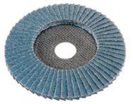 Flex Fächerschleifscheibe bombiert, Ø 125, P 60  Art.Nr.:349925