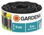 Gardena Beeteinfassung braun 9 m/9 cm hoch