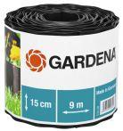 Gardena Beeteinfassung braun 9 m/15 cm hoch
