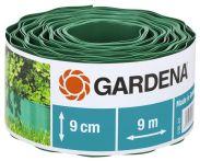 Gardena Raseneinfassung Rolle 9cm hoch 9m lang