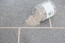 Gerwing Fugensand plus, unkrauthemmend, ohne chemische Zusätze, Farbe: sand