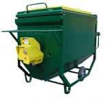 Grün Bitumenkocher PRIMAT 150 Propan nach DIN