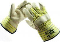 GUT Handschuh TIGER NaturRindleder verstärkt