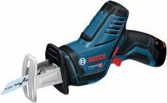 Bosch Akku-Säbelsäge GSA 12V-14, mit 2 x 3,0 Ah Li-Ion Akku, L-BOXX Art. Nr.:060164L976