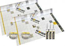 ISOVER Vario KM Duplex Luftdichtssytem - Komplett Set