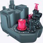 KESSEL-Hebeanlage Aqualift F XL 1400W-S3 Mono 200L o.S. | Nr.: 11000
