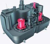 KESSEL-Doppelhebeanlage Aqualift F XL 1400W-S3 Duo 300L o.S. | Nr.: 11010