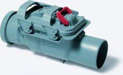 KESSEL-Rückstauverschluss Staufix DN70 aus Kunststoff | Nr.: 73070